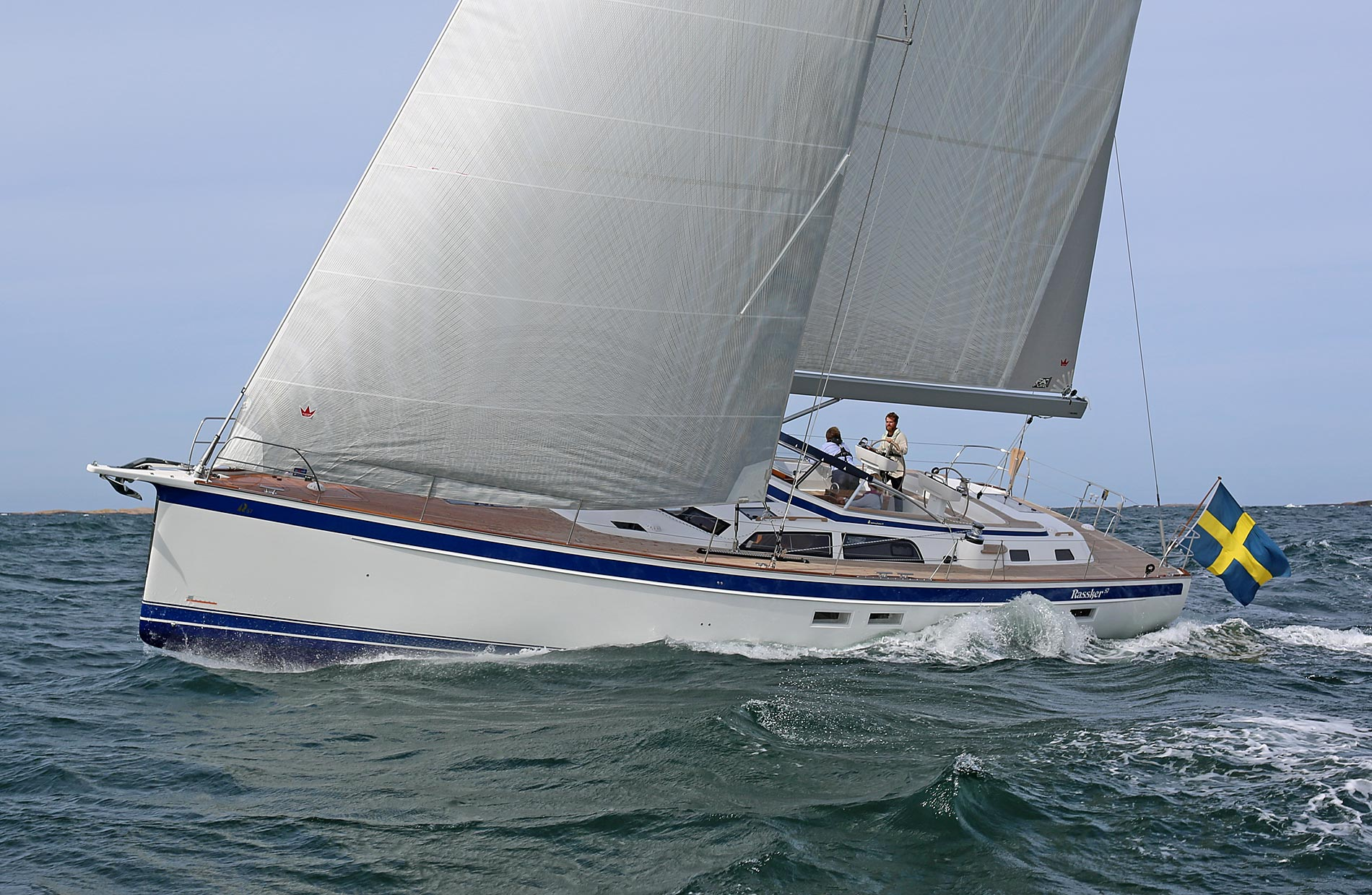 57|Hallberg-Rassy|新艇情報|ヨットの海王